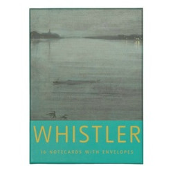 Whistler Boxed Notecards with Envelopes (Уценка)