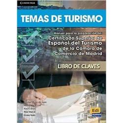Temas de turismo. Libro de Claves