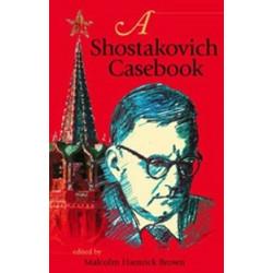 Shostakovich Casebook, HB (Уценка)