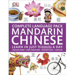 Complete Mandarin Chinese Pack + CD