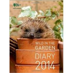 Wild in the Garden Diary 2014