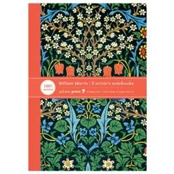William Morris Evening Garden 3 Writer's Notebook