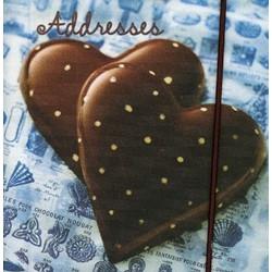 Chocolate Address Book