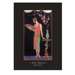 Art Deco Evening Dress