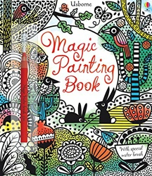Купить Magic Painting Book with special water brush ISBN ...
